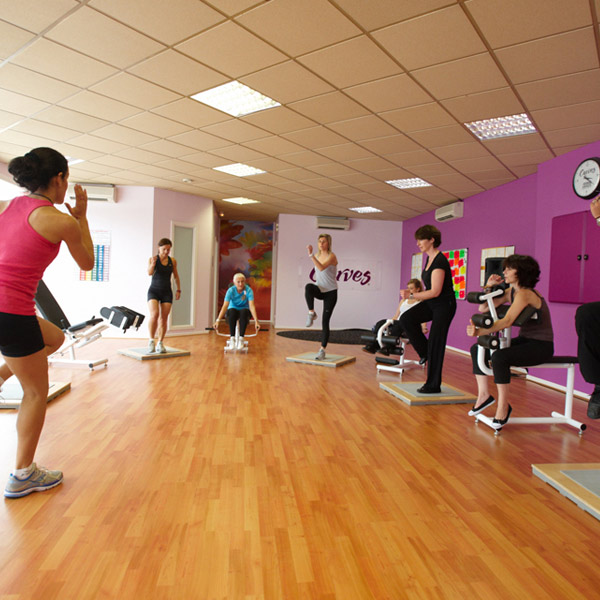 status of fitness gym center in