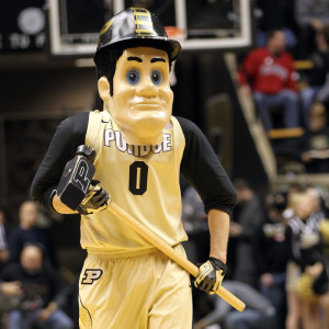 USP NCAA BASKETBALL: WISCONSIN AT PURDUE S BKC USA IN